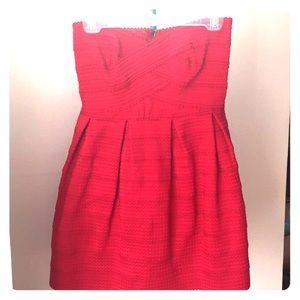 Sans Souci Red Cocktail Dress
